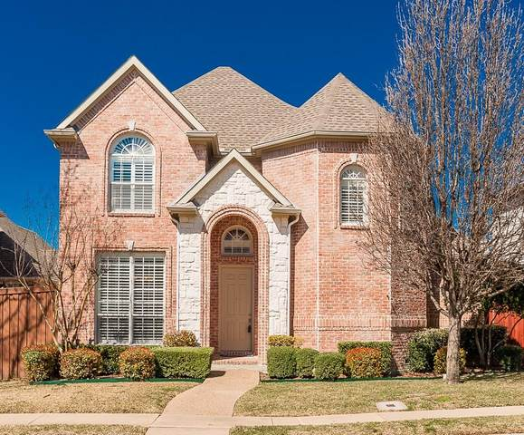 3333 Ricci Lane, Irving, TX 75062 (MLS #14292734) :: Hargrove Realty Group