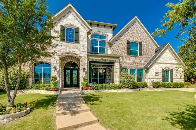 6315 Postell Lane, Frisco, TX 75035 (MLS #14292797) :: The Kimberly Davis Group