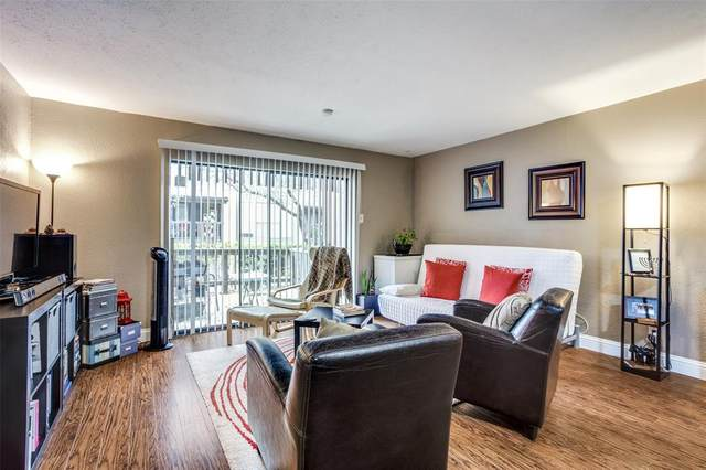 4539 N O Connor Road #1233, Irving, TX 75062 (MLS #14292867) :: Hargrove Realty Group