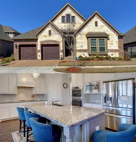1111 Prairie Ridge Lane, Arlington, TX 76005 (MLS #14292870) :: Team Hodnett