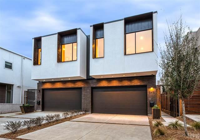5415 Melrose Avenue, Dallas, TX 75206 (MLS #14293033) :: Robbins Real Estate Group