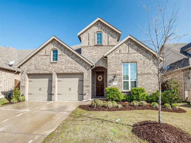 1117 Olympic Drive, Celina, TX 75009 (MLS #14293055) :: The Hornburg Real Estate Group