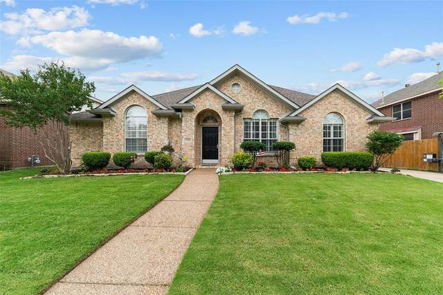 2704 Flint Court, Keller, TX 76248 (MLS #14293069) :: Team Hodnett