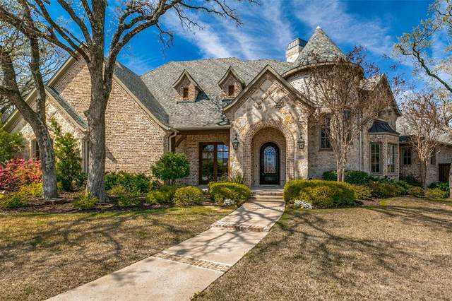 117 Whispering Hills Drive, Coppell, TX 75019 (MLS #14293078) :: Hargrove Realty Group