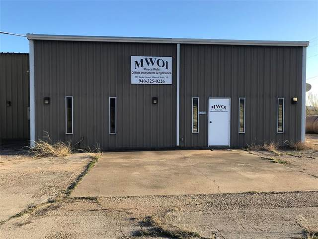 592 Taylor Road, Mineral Wells, TX 76067 (MLS #14293082) :: All Cities USA Realty
