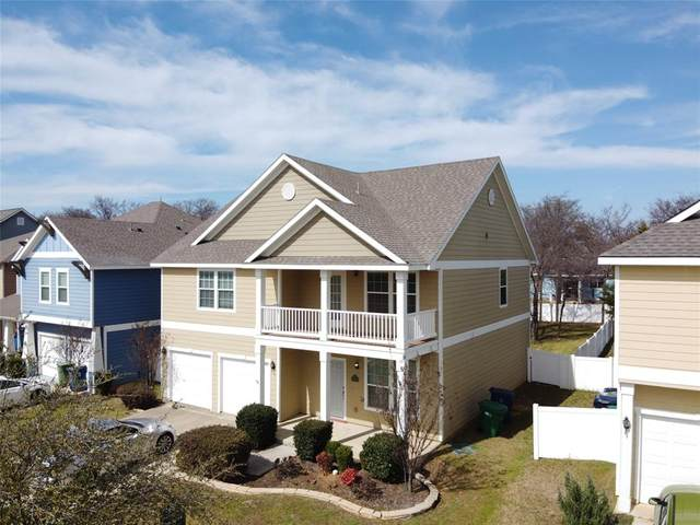 10037 Boston Harbor Drive, Providence Village, TX 76227 (MLS #14293090) :: Real Estate By Design