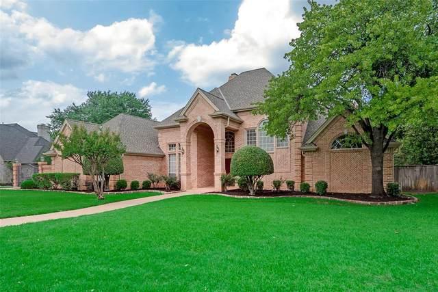 7905 Jefferson Circle, Colleyville, TX 76034 (MLS #14293284) :: Post Oak Realty