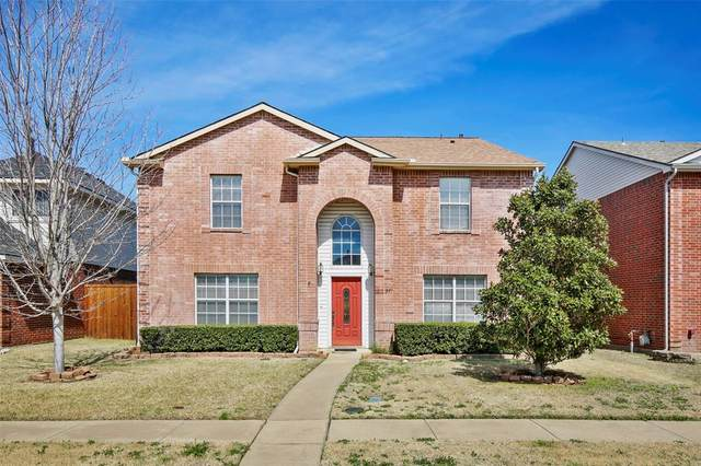 1421 Diorio Drive, Lewisville, TX 75067 (MLS #14293341) :: The Good Home Team
