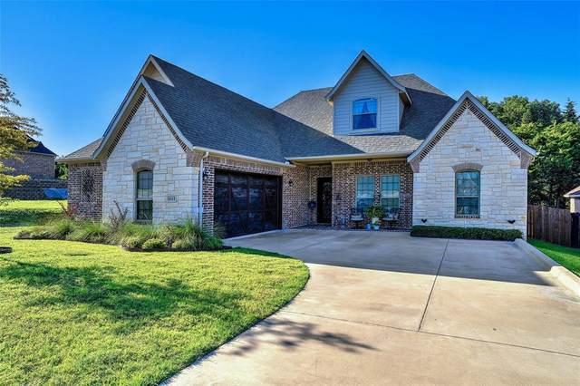 1611 Moreland Drive, Sherman, TX 75090 (MLS #14293396) :: The Kimberly Davis Group