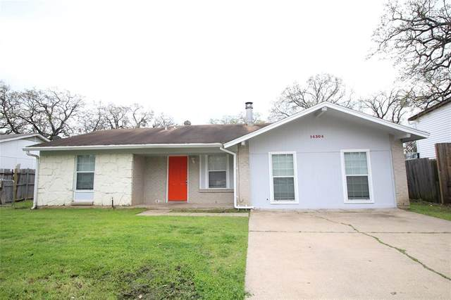 14304 Briarcrest Drive, Balch Springs, TX 75180 (MLS #14293441) :: The Kimberly Davis Group