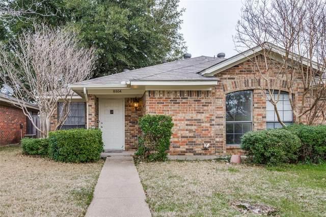 8504 Holly Street, Frisco, TX 75034 (MLS #14293466) :: The Kimberly Davis Group