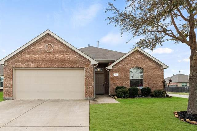 213 Clydesdale Street, Waxahachie, TX 75165 (MLS #14293489) :: The Chad Smith Team