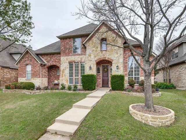1638 Sandia Lane, Frisco, TX 75033 (MLS #14293516) :: The Kimberly Davis Group