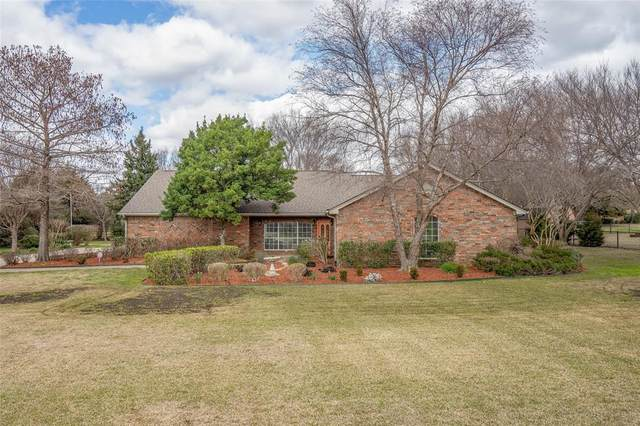 101 Valley View Trail, Double Oak, TX 75077 (MLS #14293545) :: Baldree Home Team