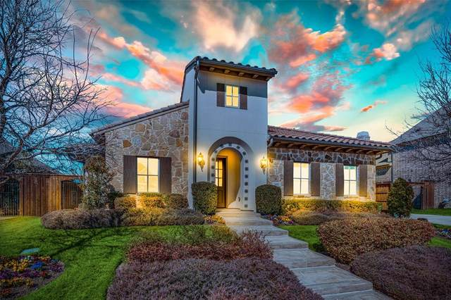 655 Creekway Drive, Irving, TX 75039 (MLS #14293596) :: All Cities USA Realty