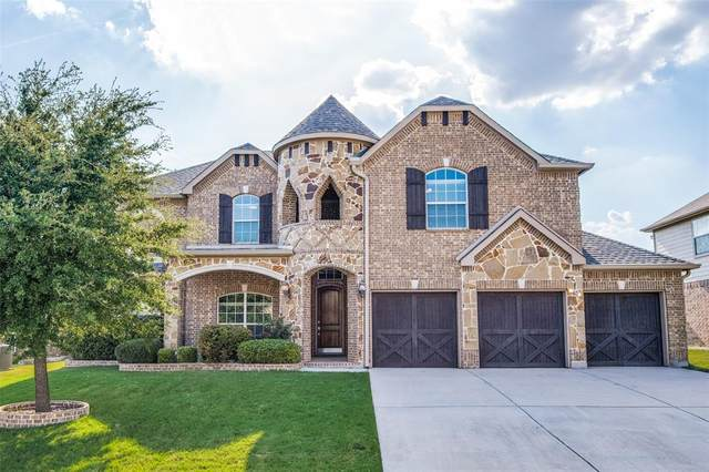 2619 Old Stables Drive, Celina, TX 75009 (MLS #14293601) :: The Kimberly Davis Group