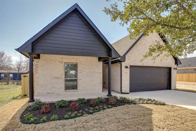 124 Elm Lane, Roanoke, TX 76262 (MLS #14293634) :: The Kimberly Davis Group