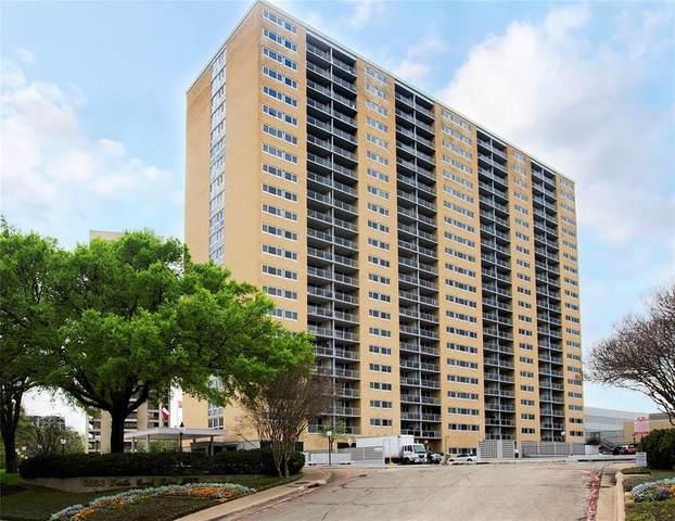 3883 Turtle Creek Boulevard #1715, Dallas, TX 75219 (MLS #14293735) :: RE/MAX Pinnacle Group REALTORS