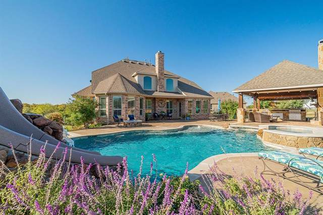 2890 Forest Hills Drive, Cross Roads, TX 76227 (MLS #14293796) :: Robbins Real Estate Group