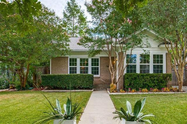 716 N Glasgow Drive, Dallas, TX 75214 (MLS #14294957) :: Robbins Real Estate Group