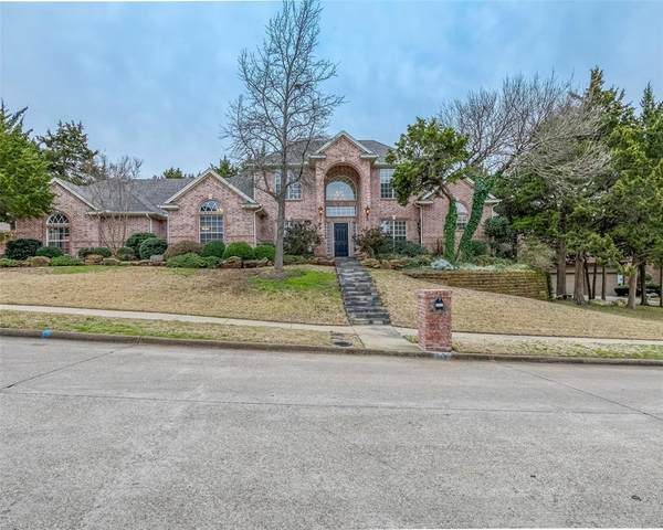 1808 Wood Dale Circle, Cedar Hill, TX 75104 (MLS #14295019) :: Robbins Real Estate Group