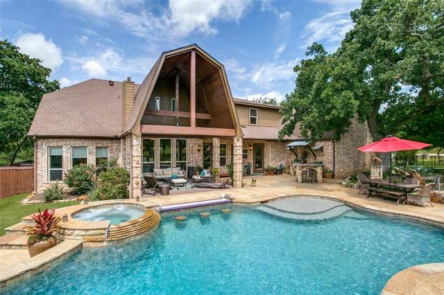 1985 Woodland Drive, Cross Roads, TX 76227 (MLS #14295091) :: Robbins Real Estate Group
