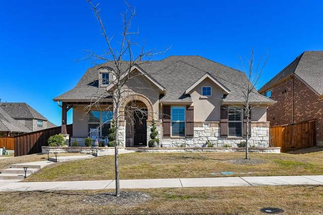 14182 Susana Lane, Frisco, TX 75035 (MLS #14295160) :: The Kimberly Davis Group