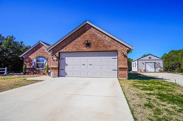 3017 Steepleridge Circle, Granbury, TX 76048 (MLS #14295161) :: RE/MAX Landmark