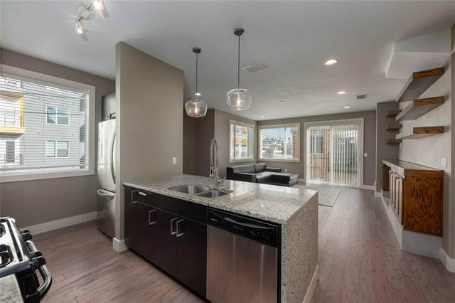 1320 May Street #204, Fort Worth, TX 76104 (MLS #14295259) :: The Mitchell Group