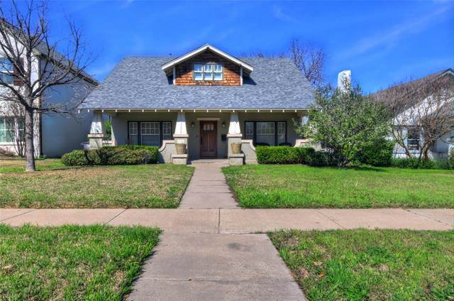 5204 El Campo Avenue, Fort Worth, TX 76107 (MLS #14295281) :: The Mitchell Group