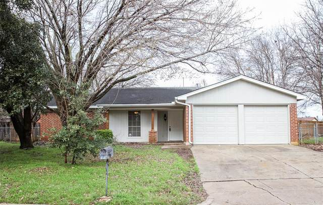 608 Owens Drive, Crowley, TX 76036 (MLS #14295313) :: The Mitchell Group