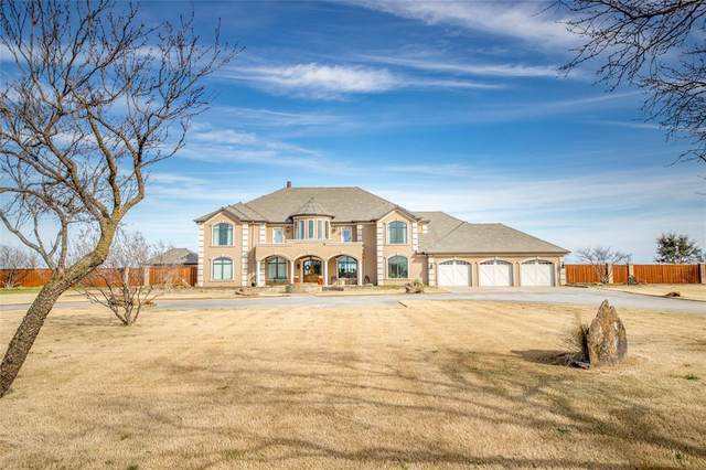 1920 Lindemann Road, Scotland, TX 76379 (MLS #14295349) :: The Kimberly Davis Group