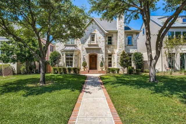 3516 Rankin Street, University Park, TX 75205 (MLS #14295365) :: Robbins Real Estate Group