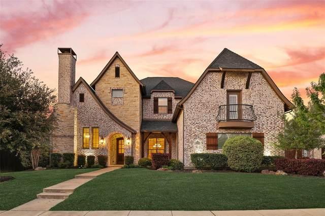 4222 Forest Park Lane, Frisco, TX 75033 (MLS #14295419) :: The Kimberly Davis Group