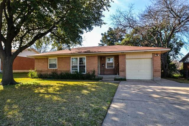 427 Lynn Street, Richardson, TX 75080 (MLS #14295503) :: Tenesha Lusk Realty Group