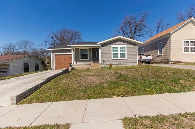 2729 Avenue I Avenue, Fort Worth, TX 76105 (MLS #14295641) :: Post Oak Realty