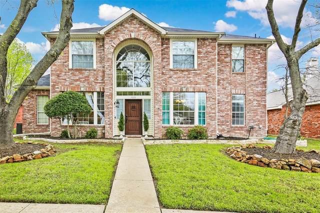 7025 Longo Drive, The Colony, TX 75056 (MLS #14295723) :: The Kimberly Davis Group