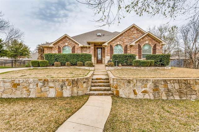 4908 Bayberry Street, Flower Mound, TX 75028 (MLS #14295738) :: Real Estate By Design