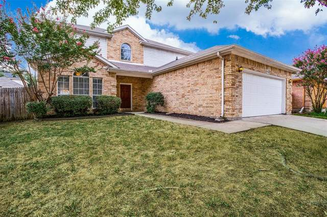 4446 Champion Hill Drive, Grand Prairie, TX 75052 (MLS #14295797) :: The Mitchell Group