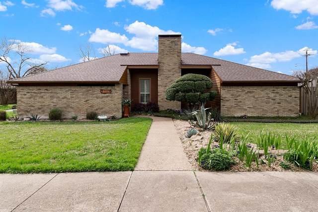9402 Hilldale Drive, Dallas, TX 75231 (MLS #14295843) :: Robbins Real Estate Group