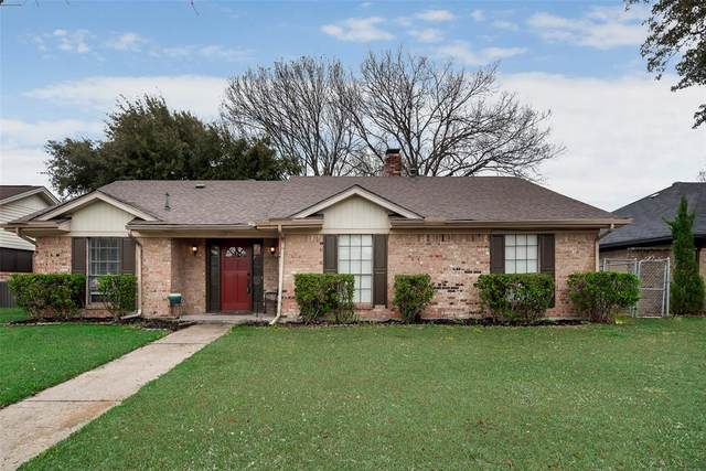 1117 Holland Drive, Garland, TX 75040 (MLS #14295896) :: Real Estate By Design