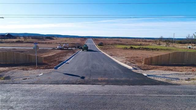 315 Long Ranger Road, Abilene, TX 79602 (MLS #14295985) :: The Hornburg Real Estate Group