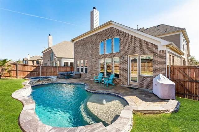 813 Oglethorpe Lane, Savannah, TX 76227 (MLS #14296076) :: Real Estate By Design