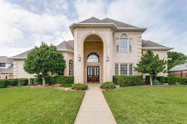 1508 Kingswood Lane, Colleyville, TX 76034 (MLS #14296137) :: The Chad Smith Team