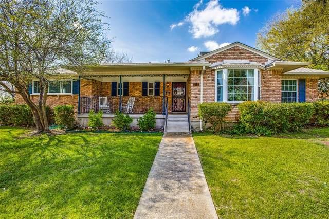 3749 Cripple Creek Drive, Dallas, TX 75224 (MLS #14296370) :: The Good Home Team