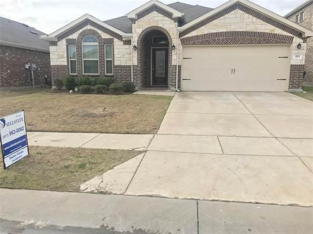 271 Oxford Drive, Fate, TX 75189 (MLS #14296383) :: RE/MAX Landmark