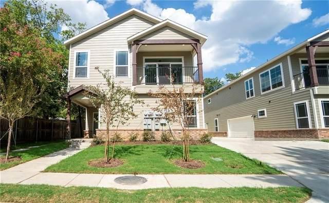 316 N Henderson Avenue #6, Dallas, TX 75214 (MLS #14296387) :: Robbins Real Estate Group