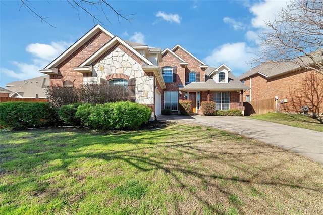 216 Huffman Bluff, Keller, TX 76248 (MLS #14296442) :: North Texas Team | RE/MAX Lifestyle Property
