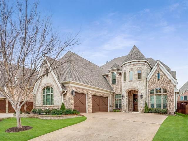 3505 Kirkfield Court, The Colony, TX 75056 (MLS #14296489) :: The Kimberly Davis Group