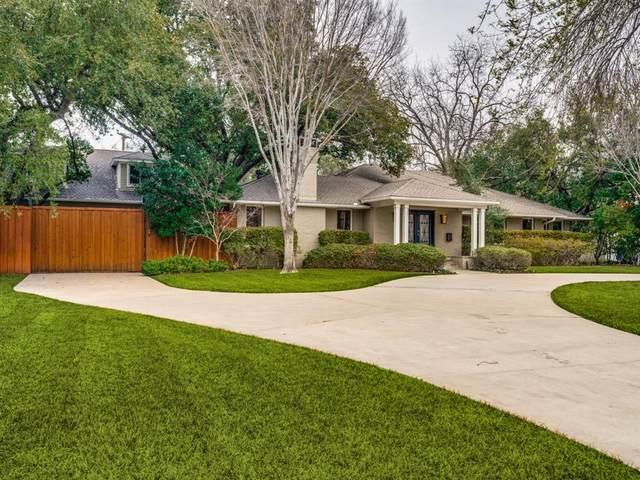 6011 Park Lane, Dallas, TX 75225 (MLS #14296588) :: The Chad Smith Team